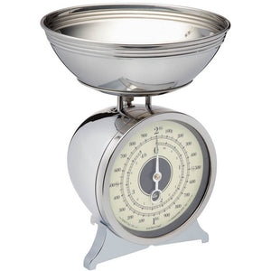 Kitchen Craft Chrome Kitchen Scales