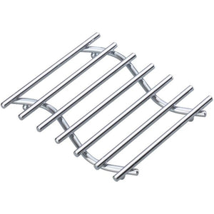 KitchenCraft Chrome Small Wave Trivet