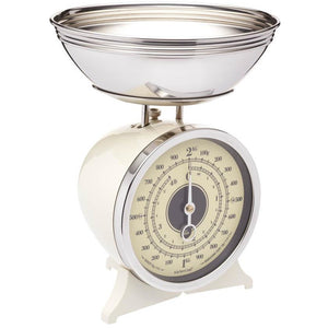Kitchen Craft Cream Kitchen Scales