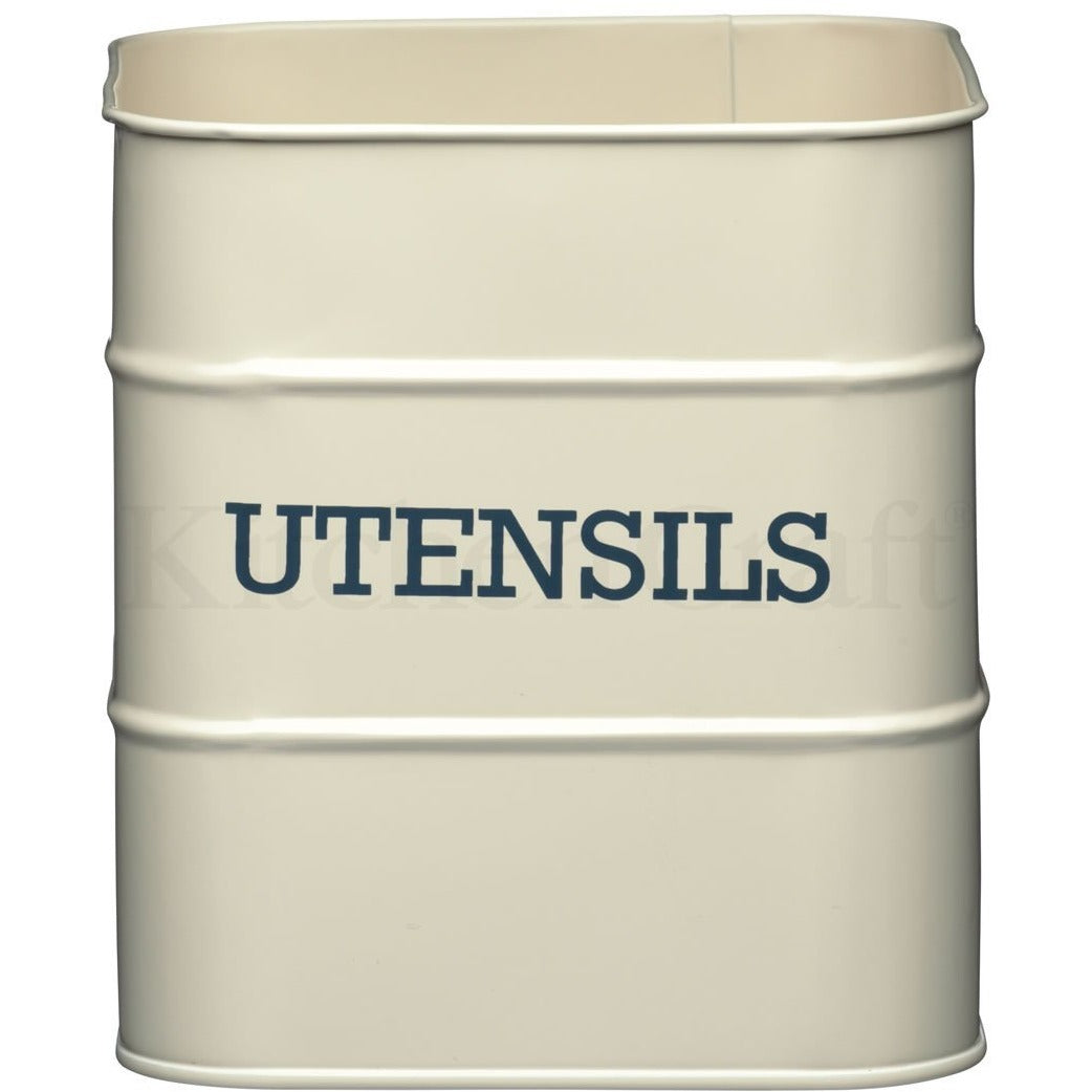 Kitchen Craft Utensil Pot Nostalgia Cream