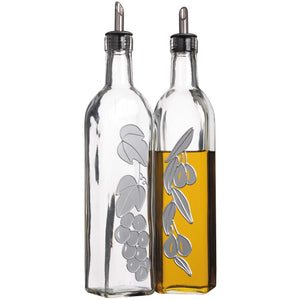 Kitchen Craft Deco Oil & Vinegar Set