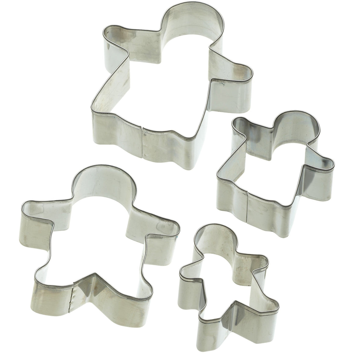 Kitchen Craft Ginger Bread Family Cutters