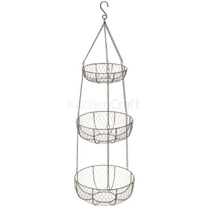 KitchenCraft Hanging Basket