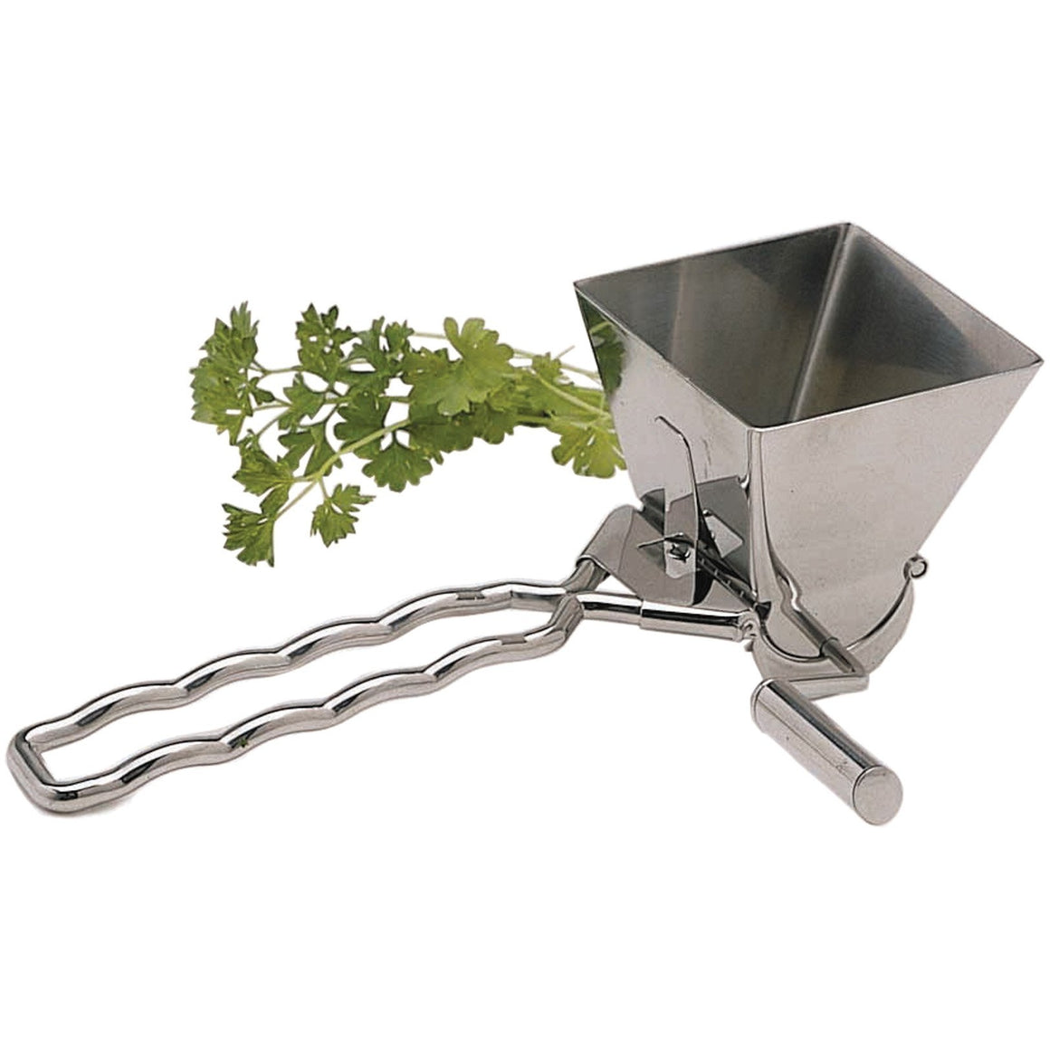 Kitchen Craft Stainless Steel Herb Mill