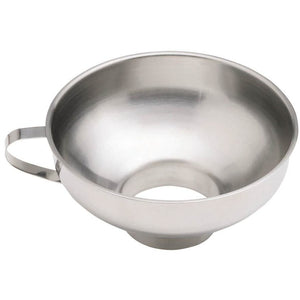 Kitchen Craft Stainless Steel Jam Funnel