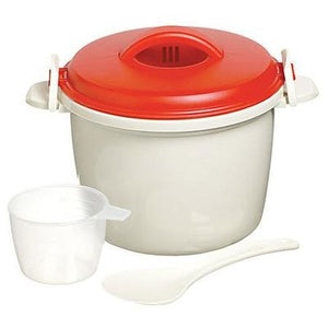Kitchen Craft Micro- Wave Rice Cooker
