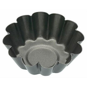 Kitchen Craft Mini Fluted Tart Set