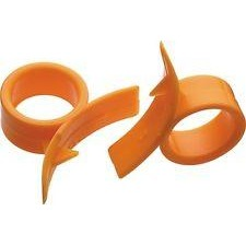 Kitchen Craft Orange Peelers