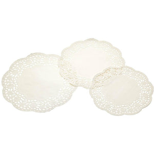 Kitchen Craft Pack of 24 Paper Doilies