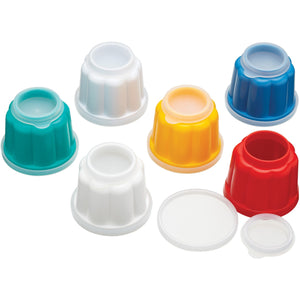 Kitchen Craft Plastic Jelly Moulds