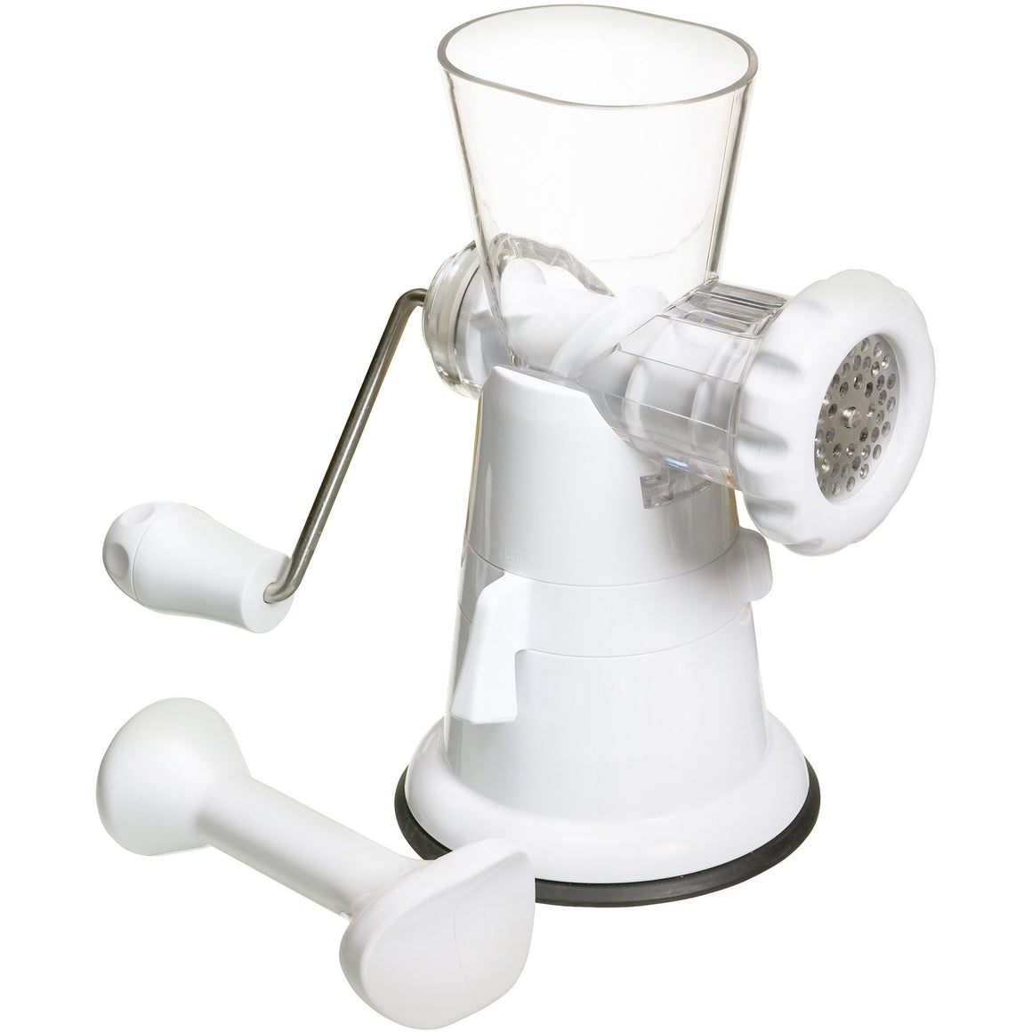 Kitchen Craft White Plastic Mincer