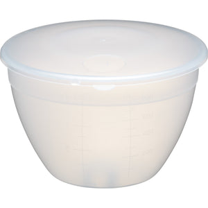 Kitchen Craft 1.5 Pint Plastic Pudding Bowl