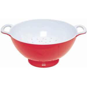 KitchenCraft Red Mini Colander