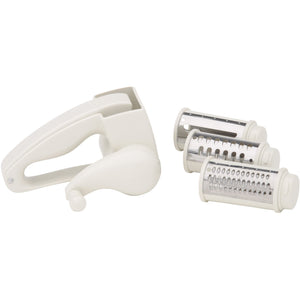 Kitchen Craft Plastic Rotary Grater