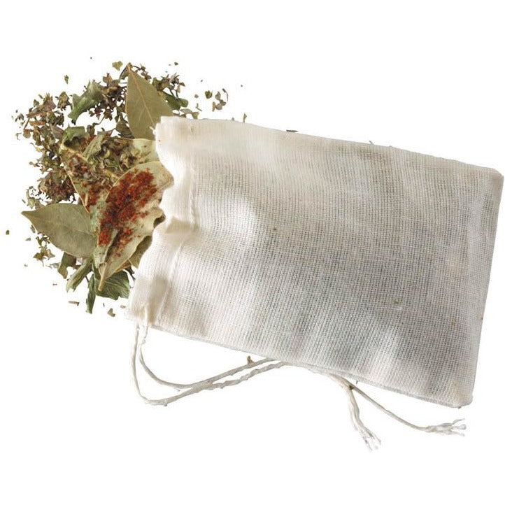 Kitchen Craft Pack of 4 Spice Bags