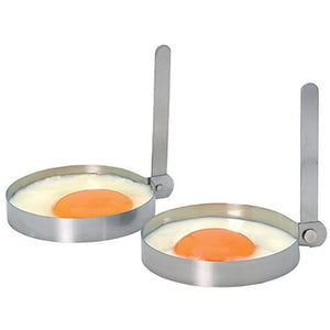 Kitchen Craft Set 2 Round Egg Rings