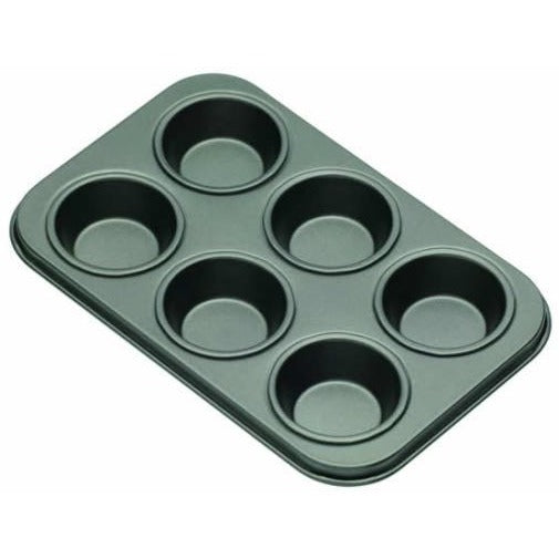 Kitchen Craft Mini Six Hole Bun Trays