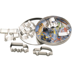 Kitchen Craft Transport Cutter Set