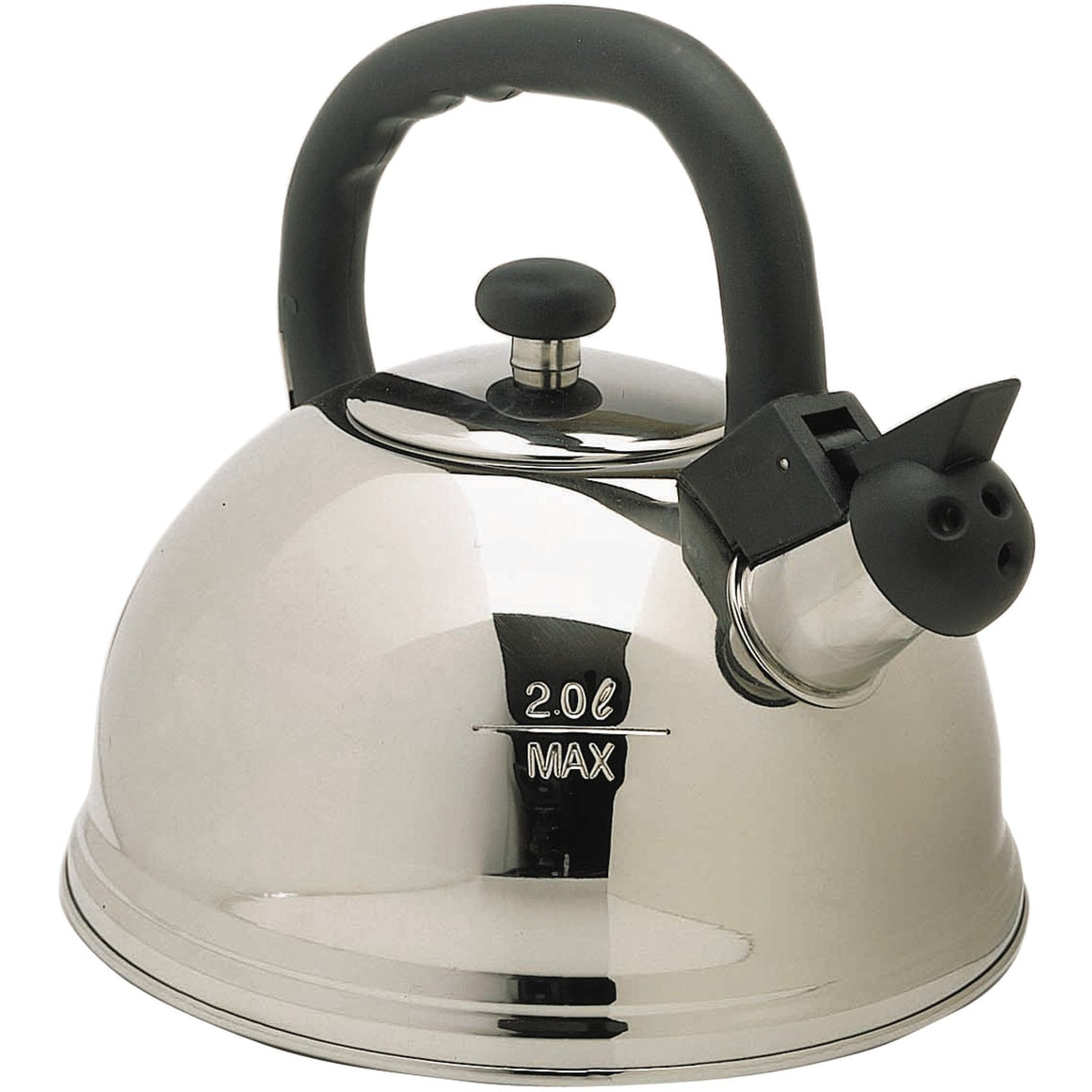 Kitchen Craft 2 Litre Whistle Kettle