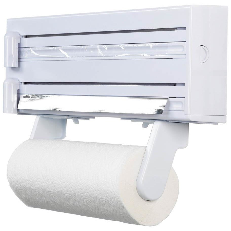 Cling Film, Foil & Kitchen Towel Dispenser
