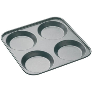 Kitchen Craft 4 Hole Yorkshire Pudding Pan