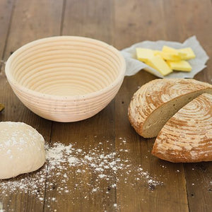 Kitchen Craft Round Bread Proving Basket