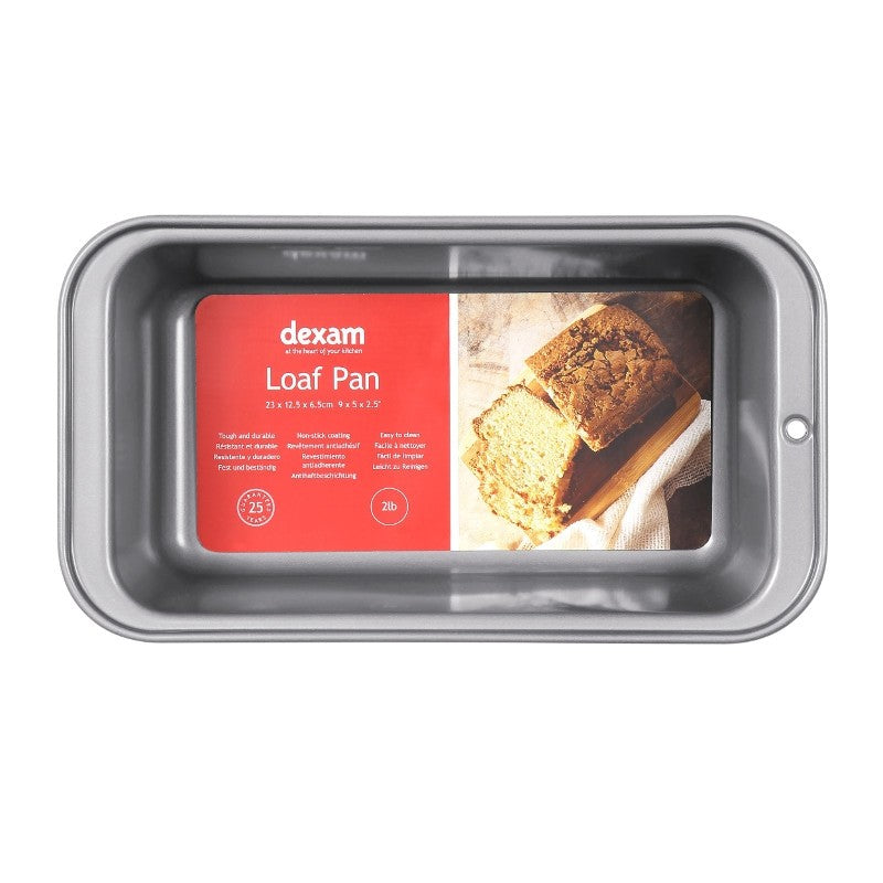 Dexam Non-Stick 2lb Loaf Pan