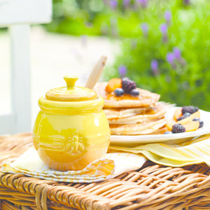Le Creuset Honey Pot