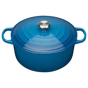 Le Creuset Signature Marseille Round Casserole - All Sizes