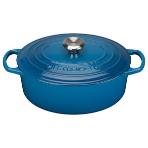 Le Creuset Signature Marseille Oval Casserole - All Sizes