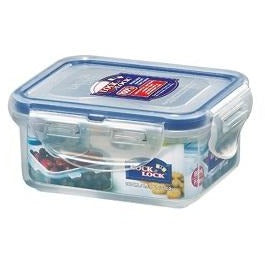 Lock & Lock 180ml Rectangular Storage Container