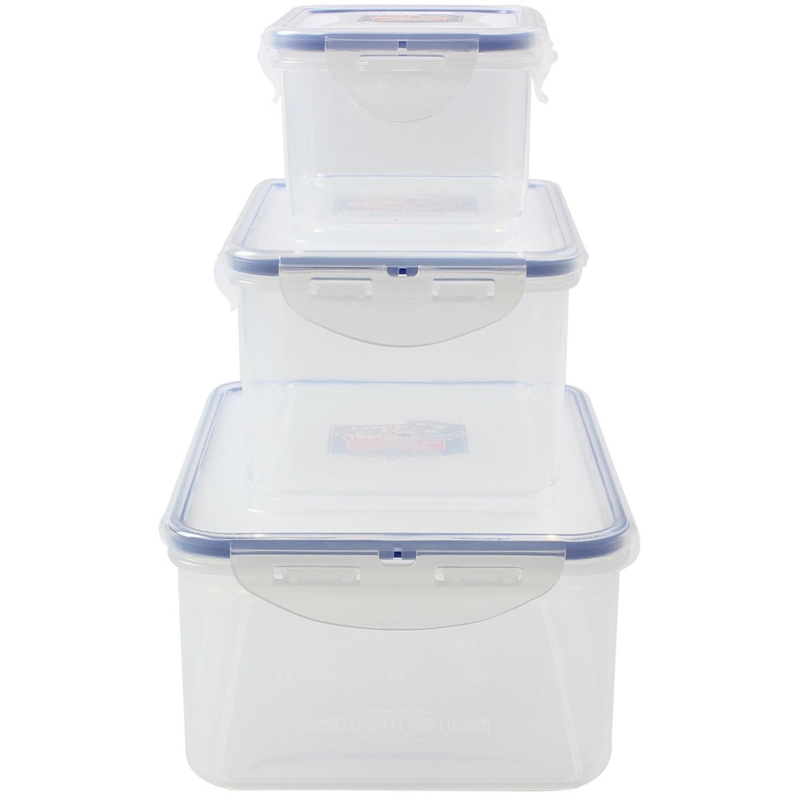 Lock & Lock 3 Piece Container Set