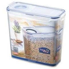 Lock & Lock 3.4 Litre Fliptop Storage Container