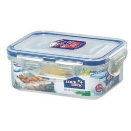 Lock & Lock 350ml Rectangular Storage Container