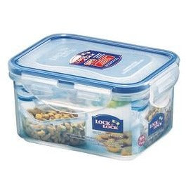 Lock & Lock 470ml Rectangular Storage Container