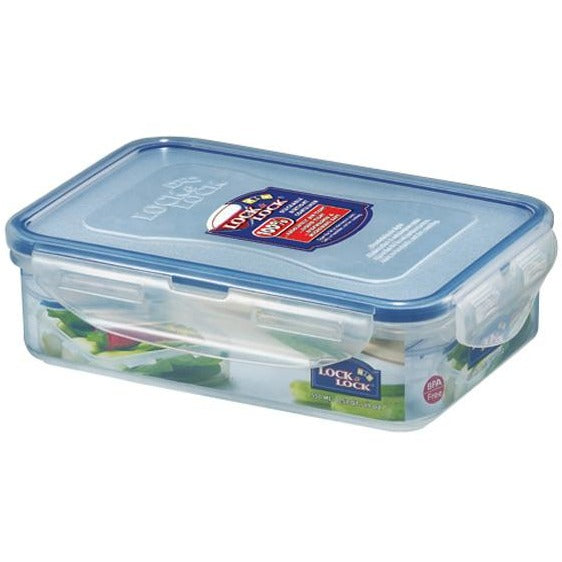 Lock & Lock 550ml Rectangular Storage Container