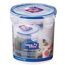 Lock & Lock 700ml Round Storage Container