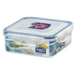 Lock & Lock 870ml Square Storage Container
