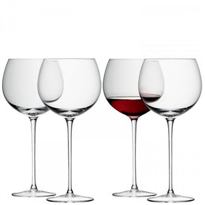 LSA Wine Ballon Glass Set of 4