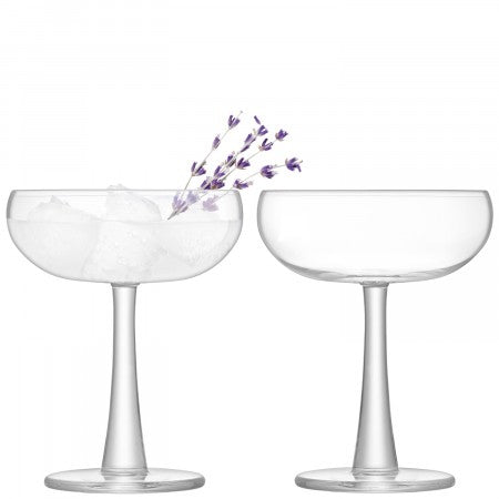 LSA Gin Coupe Glasses