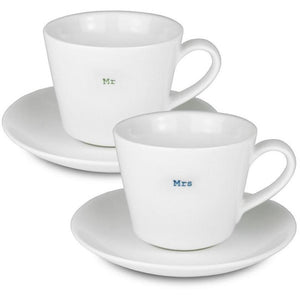 Keith Brymer Mr & Mrs Espresso Set
