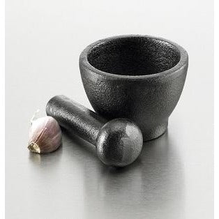 Mini Cast Iron Pestle & Mortar
