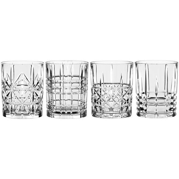 Nachtmann Set of 4 Tumblers