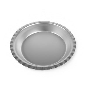 "Silverwood 9"" Fluted Pie Dish"
