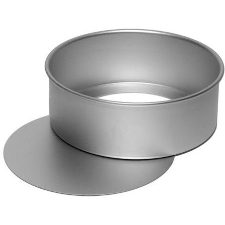 "Silverwood 8"" Deep Round Loose Base Cake Tin"