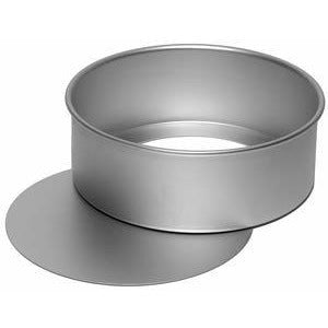 "Silverwood 5"" Deep Round Loose Base Cake Tin"