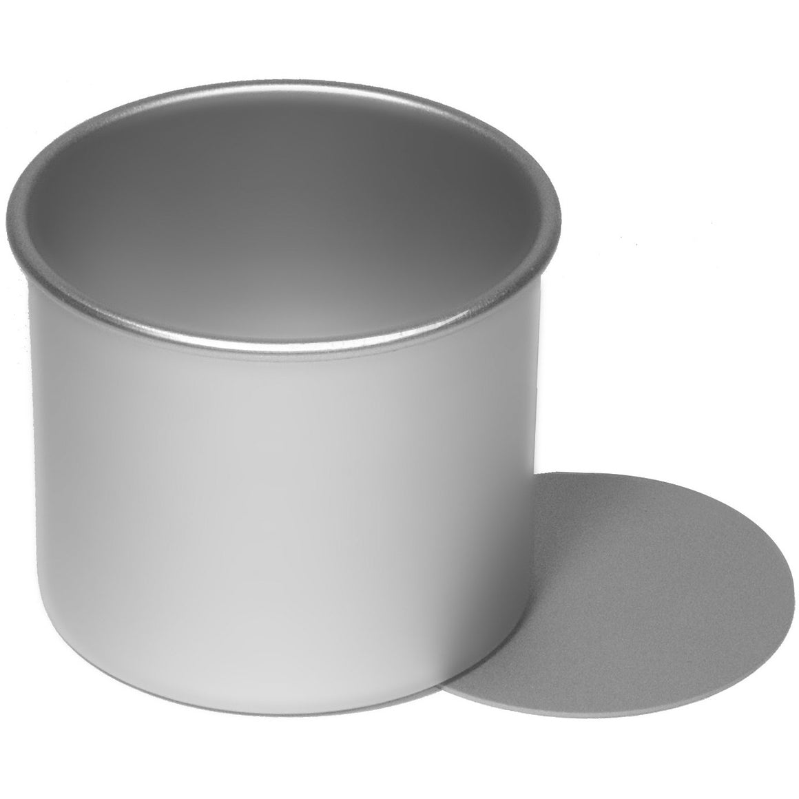 "Silverwood 4"" Pork Pie Tin"