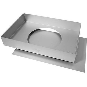 "Silverwood 13 x 9"" Loose Base Traybake Pan"