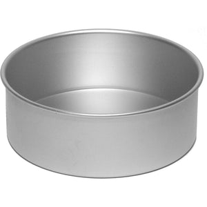 "Silverwood 8"" Deep Round Solid Base Cake Tin"