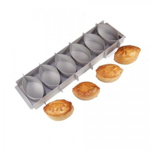 Silverwood Simple Simon Pie Moulds